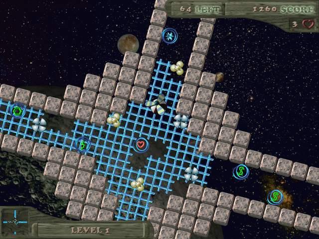 حصريا  لعبة airxonix 3